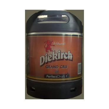 Diekirch Ambrée Grand Cru, Fût de 6 litres