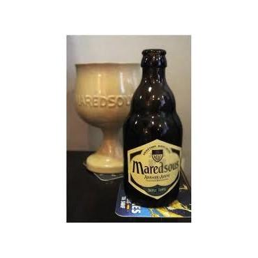 Maredsous 6 blonde 33cl (Abbaye)