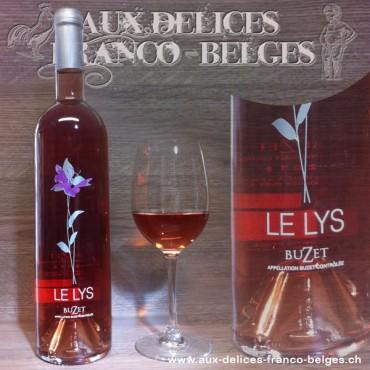 """Buzet Rosé AOC """"Le Lys"""""""