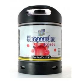 Offre spéciale - Hoegaarden Rosée Framboise, Fût de 6litres
