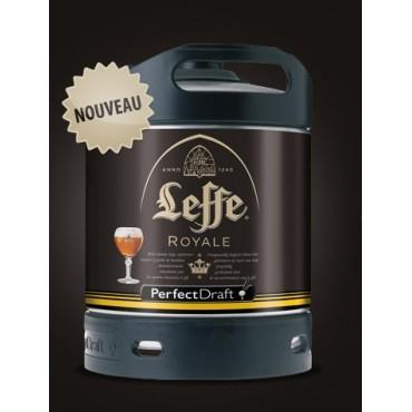 Leffe Royale 7.5° Fût de 6 litres