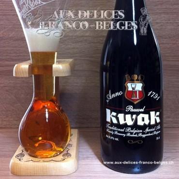 Kwak ambrée 75cl (spéciale)