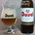 Duvel blonde sur Lie 75cl