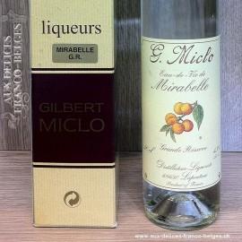Mirabelle Miclo eau de vie 45°