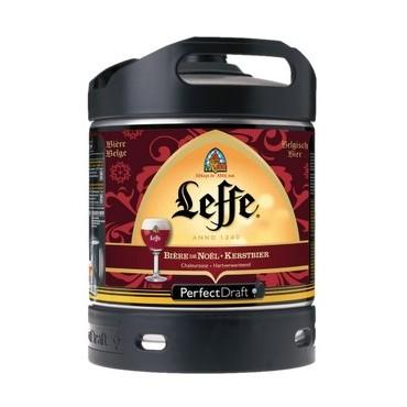 Offre spéciale - Leffe Ambrée de Nöel fût de 6l