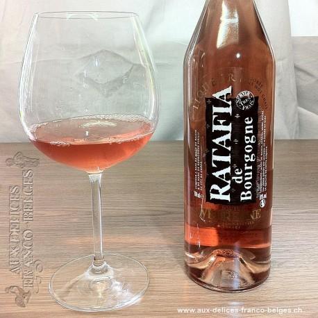 Ratafia de Bourgogne Rosé 18°