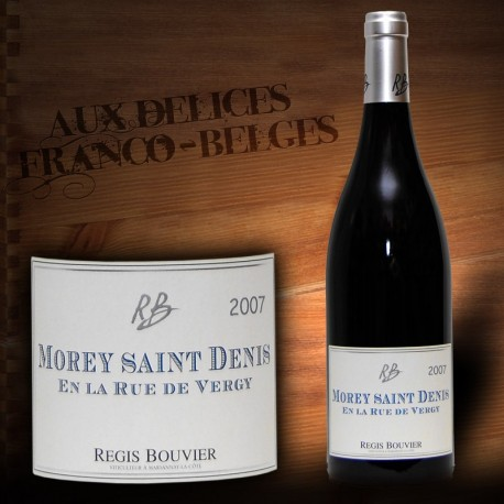 Morey-st-Denis Domaine Bouvier