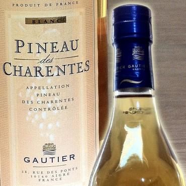 Pineau des Charentes Blanc 18°