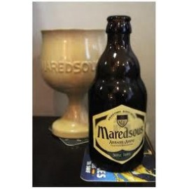 Maredsous 6 blonde 33cl (Abbaye)