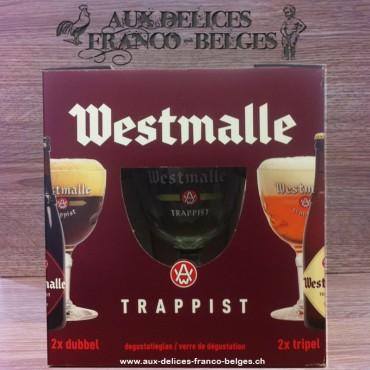 Coffret Trappiste Westmalle