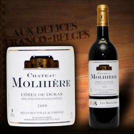 Côtes de Duras Rouge 2008