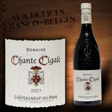 Châteauneuf du Pape 2009 Chante Cigales