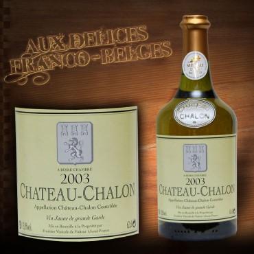 Château Chalon 2004 (vin jaune) Jura