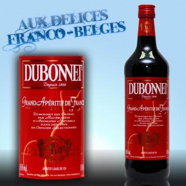Vin d'apéritif DUBONNET 16°