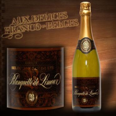 Blanquette de Limoux brut Seléction Jan de Lys