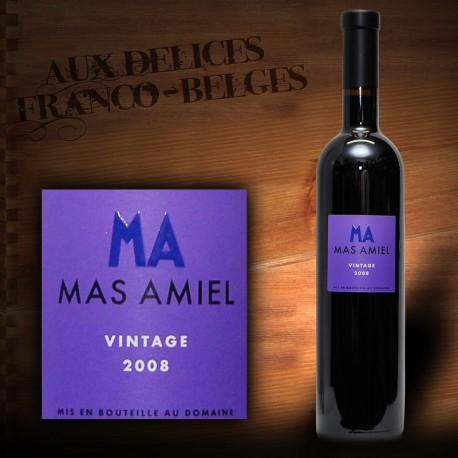 Mas Amiel Rouge 16° «Vintage»