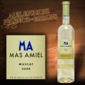 Mas Amiel Muscat 2009