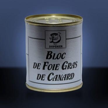 Offre spéciale - Bloc de foie gras de canard 130gr (origine Landes)