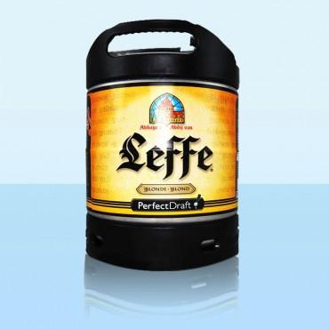 Offre spéciale - Leffe blonde, fût de 6 litres