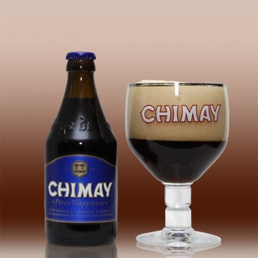 Chimay bleue (brune trappiste) 33cl