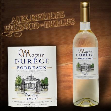 Promo!! Bordeaux blanc moelleux 2012