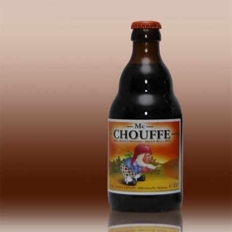 Mc Chouffe brune 33cl (spéciale)