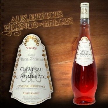 Provence Rosé Ch.Aumerade