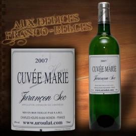 Jurançon Sec AOC 2009 Cuvée Marie