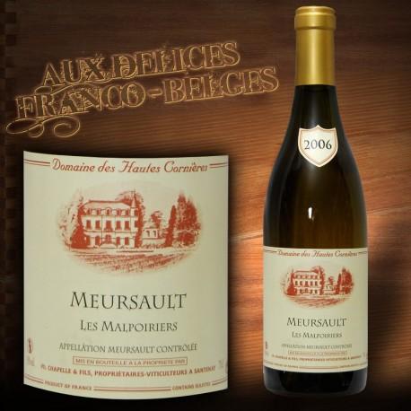 Meursault Blanc AOC «Les Malpoiriers»