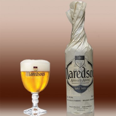 Maredsous Triple 10° 75cl