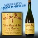 Cidre breton bouché brut 75cl