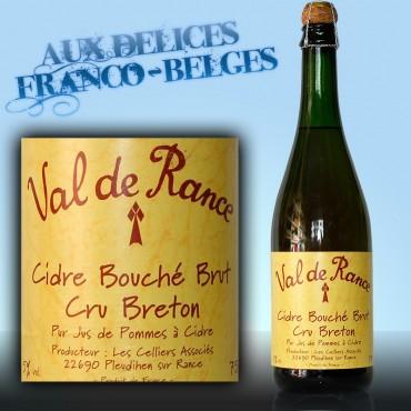 Offre spéciale - Cidre breton bouché brut 75cl
