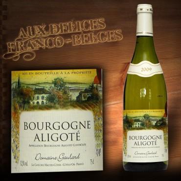 Bourgogne Blanc Aligoté 2010 AOC Domaine Gaulard
