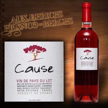 Vin de Pays du Lot Rosé 2010