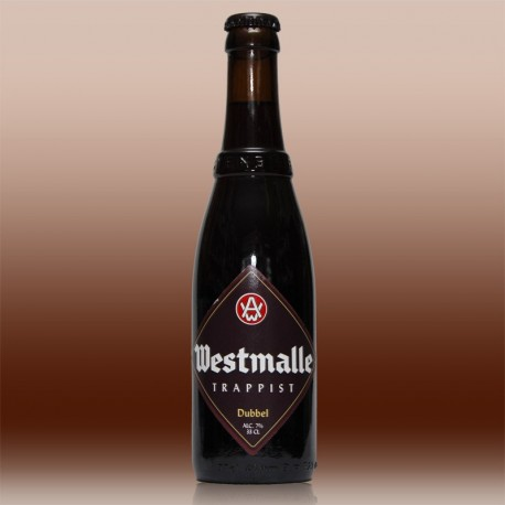 Westmalle Brune 33cl (Trappiste)
