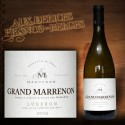 "Côtes du Lubéron blanc 2010 AOC "" Grand Marrenon"""