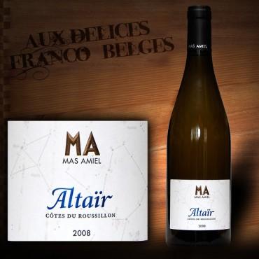 Côtes du Roussillon Blanc 2008